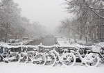 WINTER OP DE GRACHT,